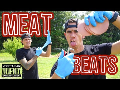 MEAT BEATS **OFFICIAL** W/ Music Video ft. BOLOGNA FLAPS