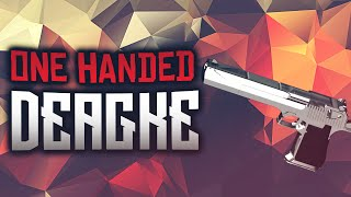 GRAND THEFT AUTO: SAN ANDREAS - ONE HANDED DEAGLE MOD