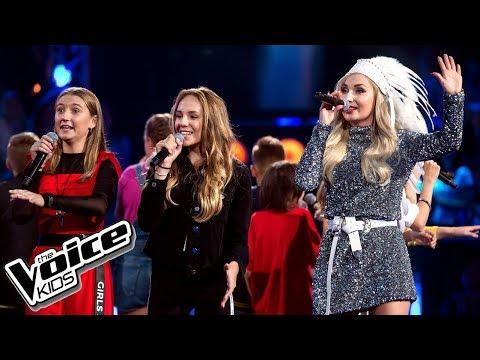 Drużyna Cleo - 'Łowcy gwiazd' - The Voice Kids Poland 2