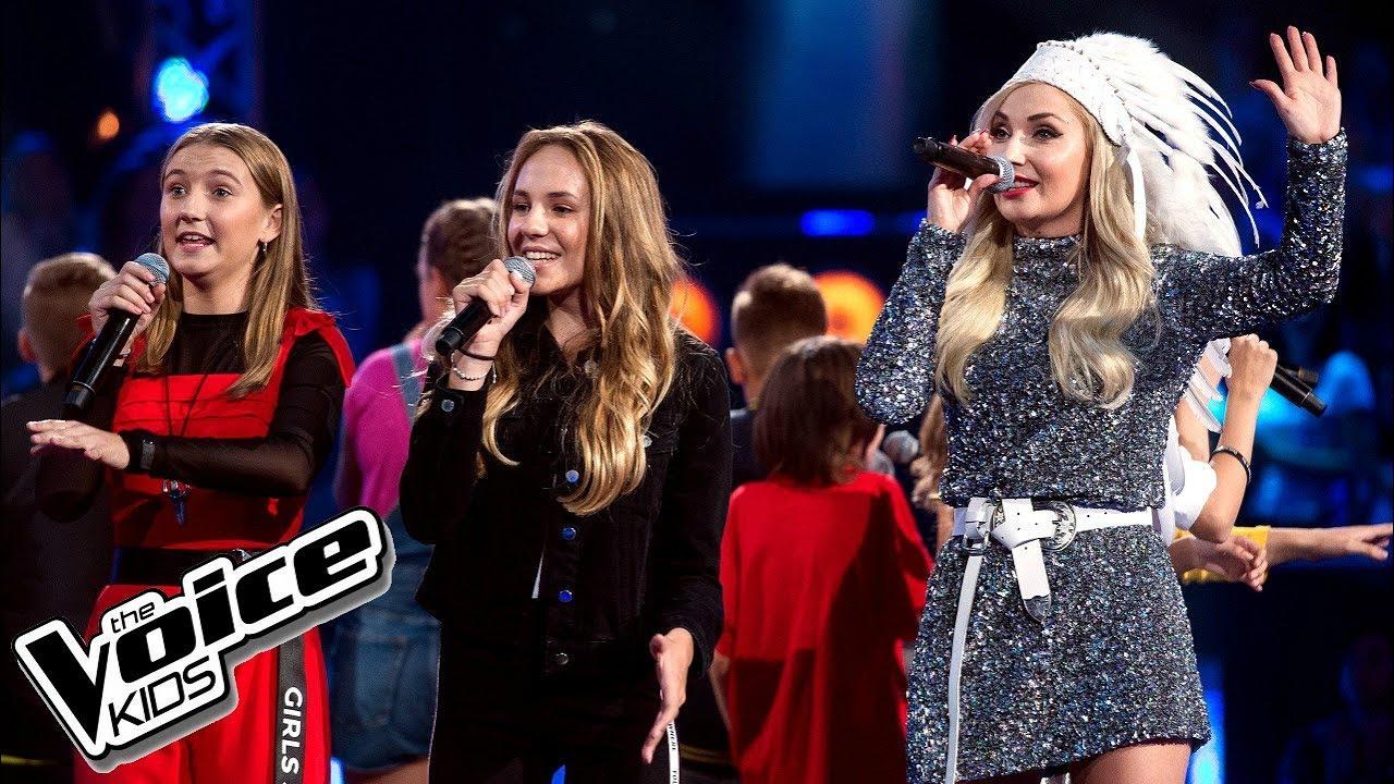 """Drużyna Cleo - """"Łowcy gwiazd"""" - The Voice Kids Poland 2"""
