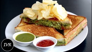 masala toast street food
