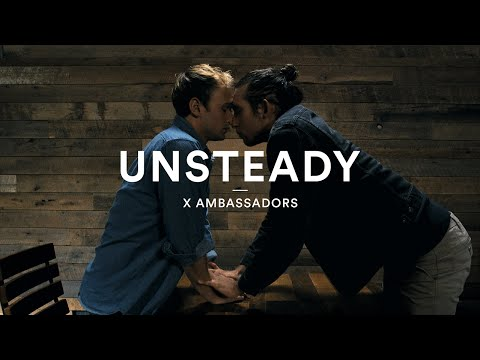 X Ambassadors - UNSTEADY | Official Dance Video #LoveisLove