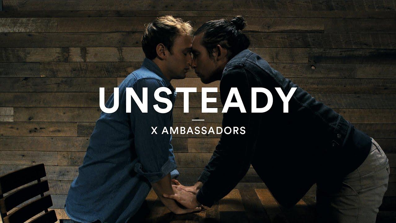 X Ambassadors - UNSTEADY   Official Dance Video #LoveisLove