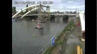 Watch Walton Bridge Being Built - In Three Minutes
