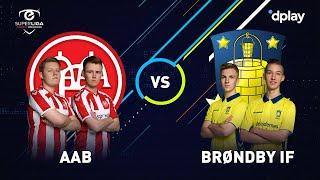 eSuperligaen - 15. runde: Brøndby I.F.-AaB