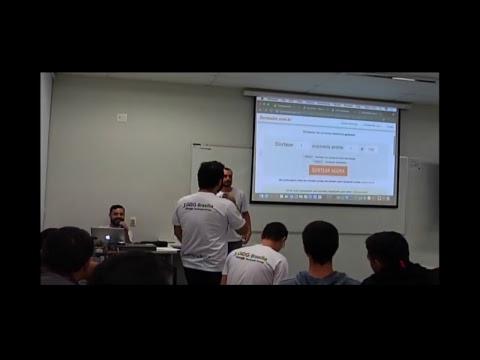 GDG Brasilia Live Stream
