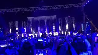 تامر حسني حلو المكان لايف - Tamer Hosny helw al Makan live