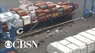 More than $1 billion worth of cocaine seized at Philadelphia Port