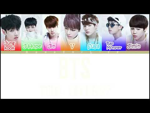 Клип BTS - Intro: O!Rul8,2?