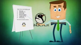 Linux Tips Episode 18   My top 9ish Linux Desktop Apps