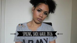 Spring Shoe Haul 2016 | Nike, UrbanOG, MakeMeChic