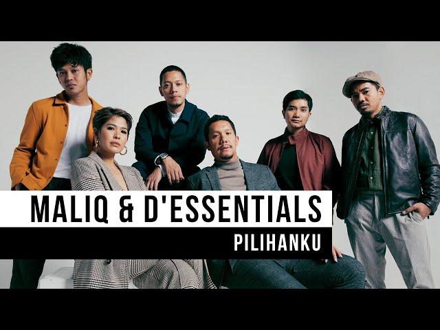 Maliq & d'Essentials Pilihanku - Kord & Lirik Lagu Indonesia