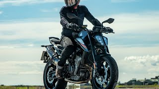 KTM 790 Duke 2019 Review from KNOX