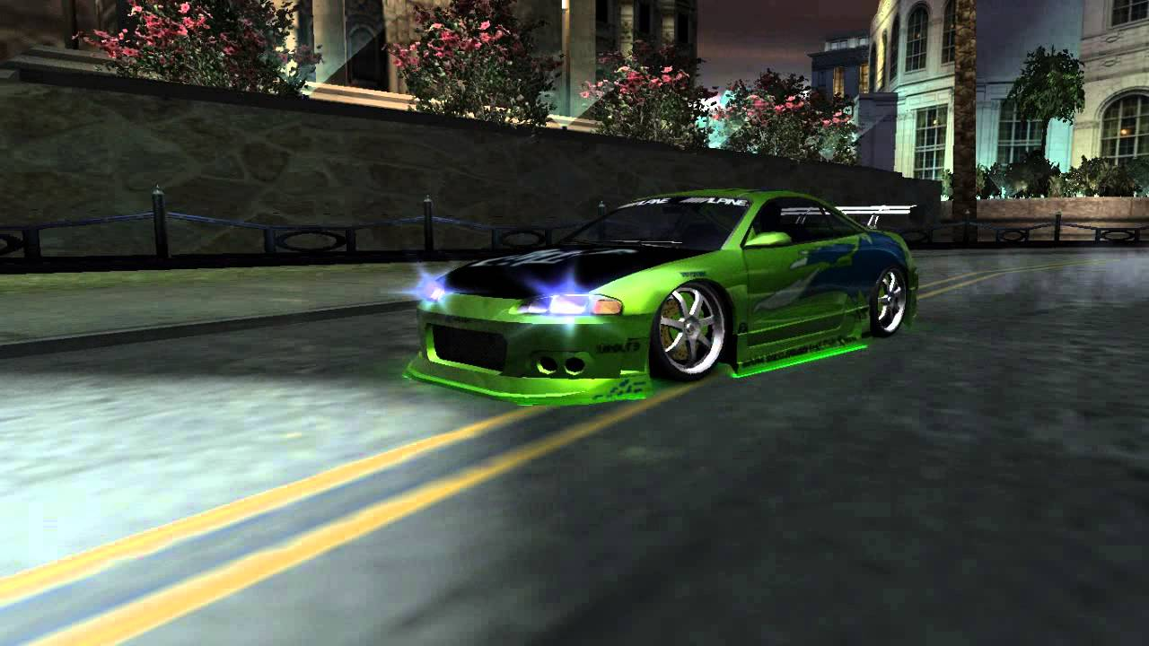 Need for speed underground 2 fast and furious mod download | Need