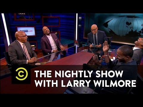 The Nightly   Panel  Black Fatherhood  Keep it 100