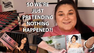 Let's Talk About The New Jaclyn Cosmetics Launch *A Rant With @Abby Williamson*