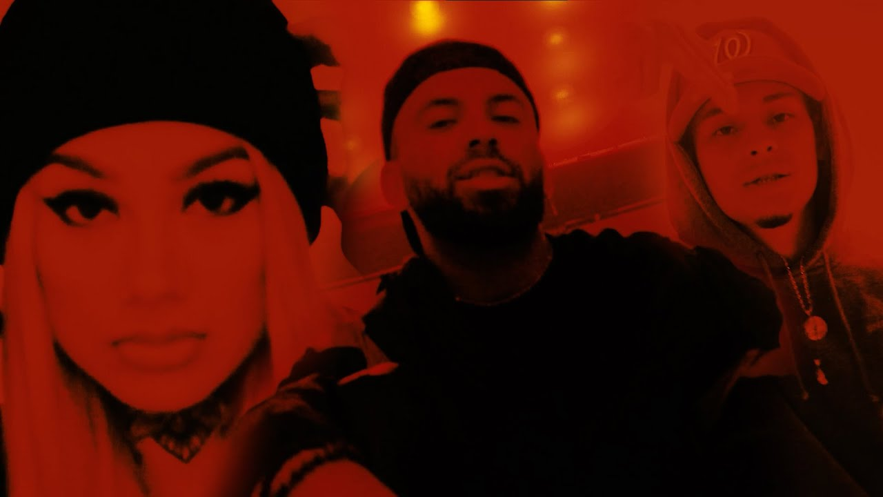 AJ Hernz - Moonwalk ft. Snow Tha Product & CNG (Official Music Video)
