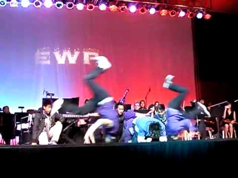 Quest Crew doing ABDC medley live @ East West Players Awards Hollywood 042709