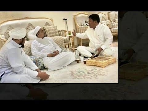 Politisi PDI-P Bertemu Rizieq Shihab di Arab Saudi