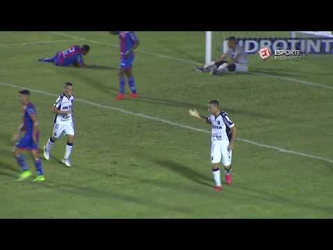 Melhores momentos - Tiradentes 1 x 3 Ceará - Campeonato Cearense (24/02/2018)