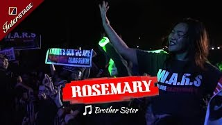 Brother Sister | ROSEMARY [Live APRIL 2017 di Lap. DADAHA TASIKMALAYA]