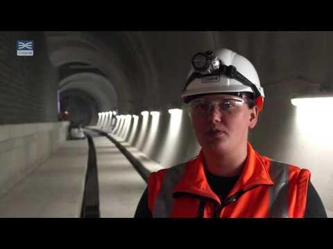 Crossrail Shorts: Magdalena Strzeminska, Mechanical Field Assurance Engineer