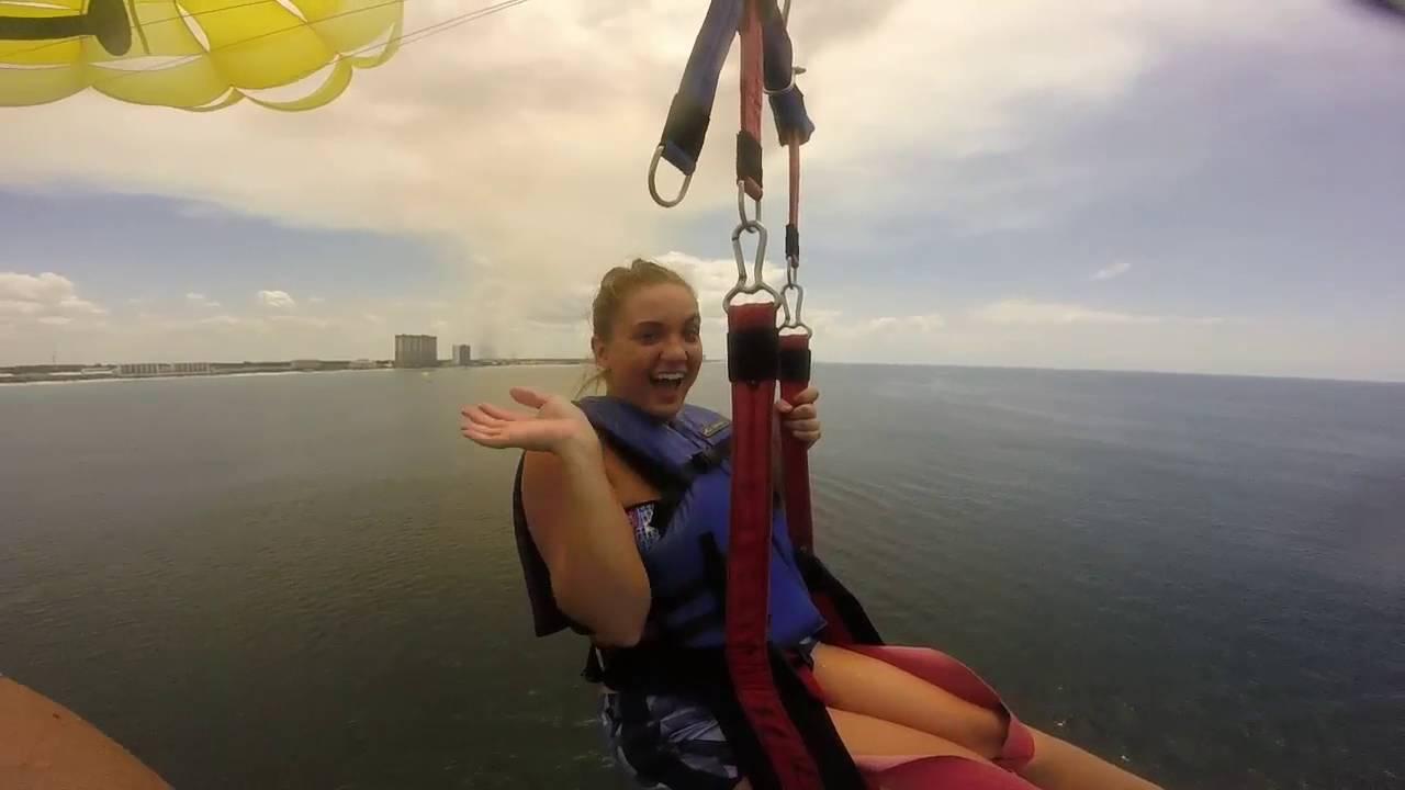 Parasailing Panama City Beach Florida