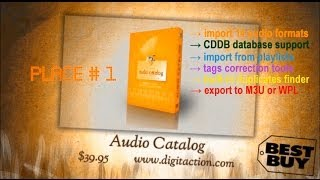 TOP 10 audio managing software