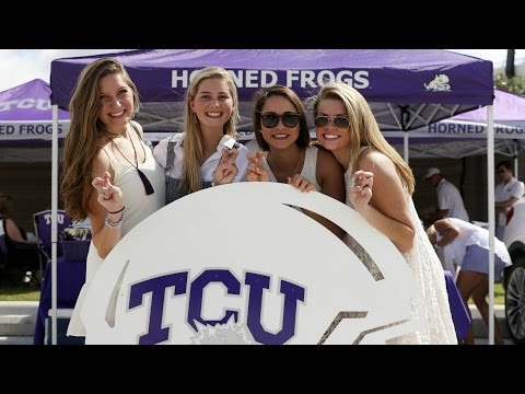 TCU On Game Days | Tailgate Travels | CampusInsiders