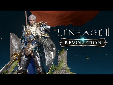 Yang Ditunggu-Tunggu | Lineage 2 Revolution [EN] Android MMORPG (indonesia) #1