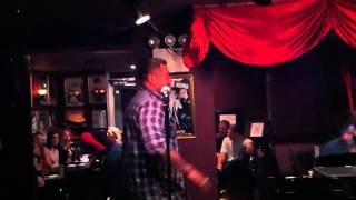 Esera Tuaolo, gay ex NFL football player singing At Last at Don