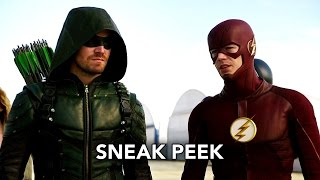 "DC's Legends of Tomorrow 2x07 Sneak Peek ""Invasion!"" (HD) Season 2 Episode 7 Sneak Peek Crossover Ep"