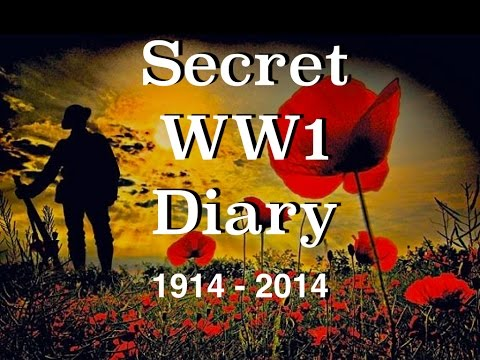 100. Reading a Secret WW1 Diary (Soft Spoken)