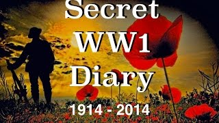 100. Reading a Secret WW1 Diary (Soft Spoken)