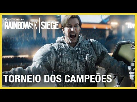 Rainbow Six Siege: Torneio dos Campeões - Six Invitational 2020
