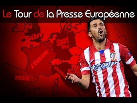 Monaco veut Zidane, le match énorme de l'Atlético... Le tour de la presse européenne !