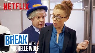The Break with Michelle Wolf | Op-Ed | Netflix