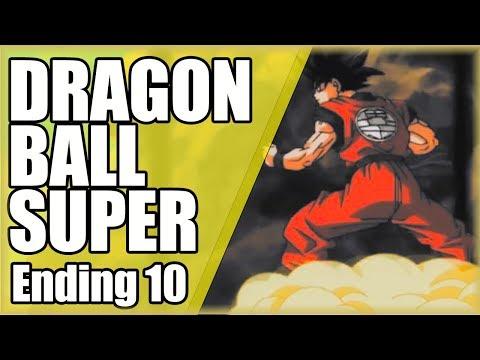 """DRAGON BALL SUPER encerramento 10 em PORTUGUÊS: """"70cm Shihou No Madobe"""""""