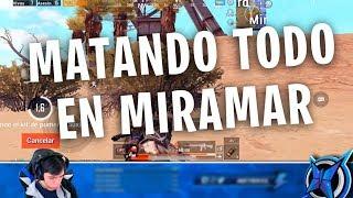 DOMINANDO MIRAMAR CON AXEEL! - PUBG MOBILE / MITEK YouTube Videos
