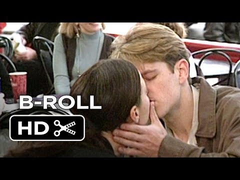 Good Will Hunting B-Roll (1997) - Matt Damon Movie HD streaming vf
