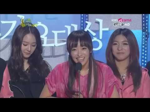 130131 f(x) won Bonsang Award (@Seoul Music Awards)