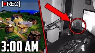 COSA ACCADE DURANTE LA NOTTE? (🔴 HORROR) - Minecraft