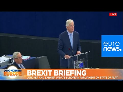 Live | MEPs Debate Brexit Ahead Of Vote On Article 50 Extension