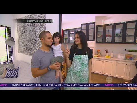 Yuk Intip Keseruan Akhir Pekan di Rumah Marcel Siahaan