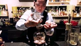 Bartender indonesia from surabaya ( zacky bojeck )
