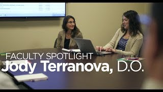 Faculty Spotlight Spring 2019: Dr. Jody Terranova