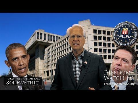 Confirmed: Trump Wiretapped By Obama, Comey & FBI