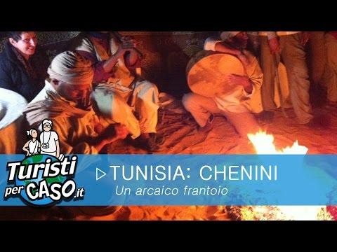 L'arcaico Frantoio Di Chenini In Tunisia | Turisti Per Caso