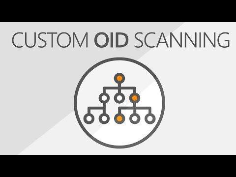 Lansweeper | Custom OID Scanning