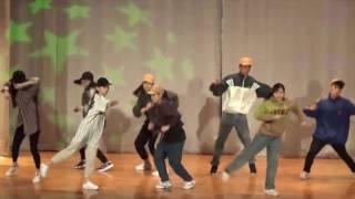 2016-12-20 佛教茂峰法師紀念中學 才藝表演 舞蹈學